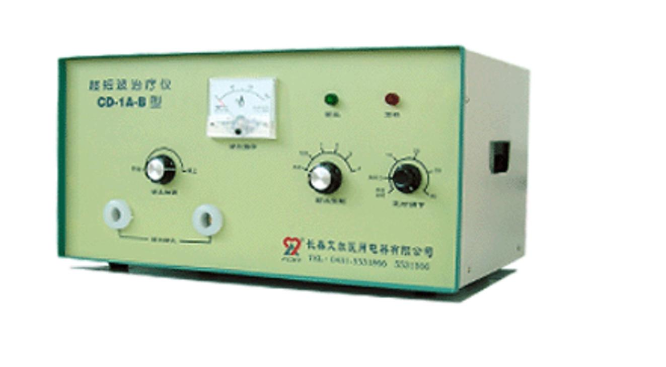 超短波治疗仪(机械型台式)