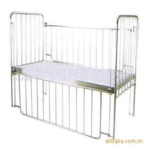 不锈钢儿童床_儿童床_医用床